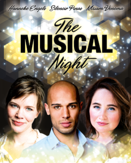 'The Musical Night' in Schouwburg Odeon Zwolle